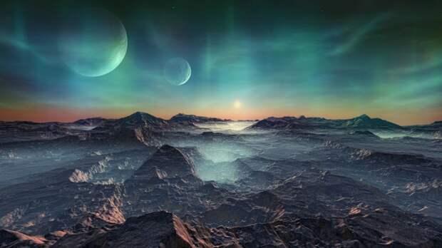 На планетах с водородным небом может быть жизнь.