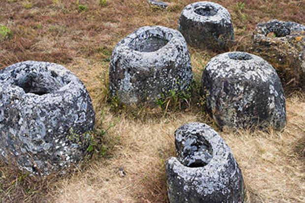 Таинственные сосуды из Лаоса оказались емкостями для консервации останков