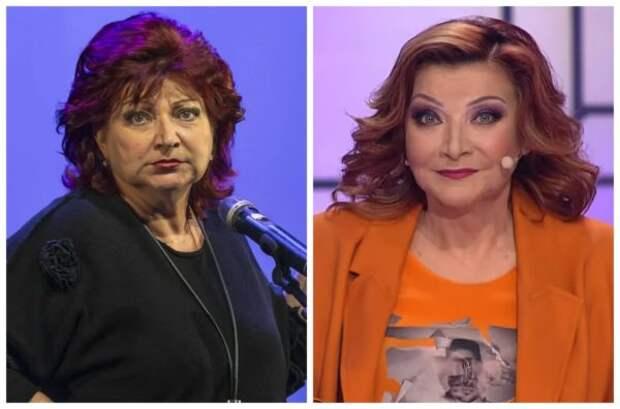 Елена Степаненко тогда и сейчас