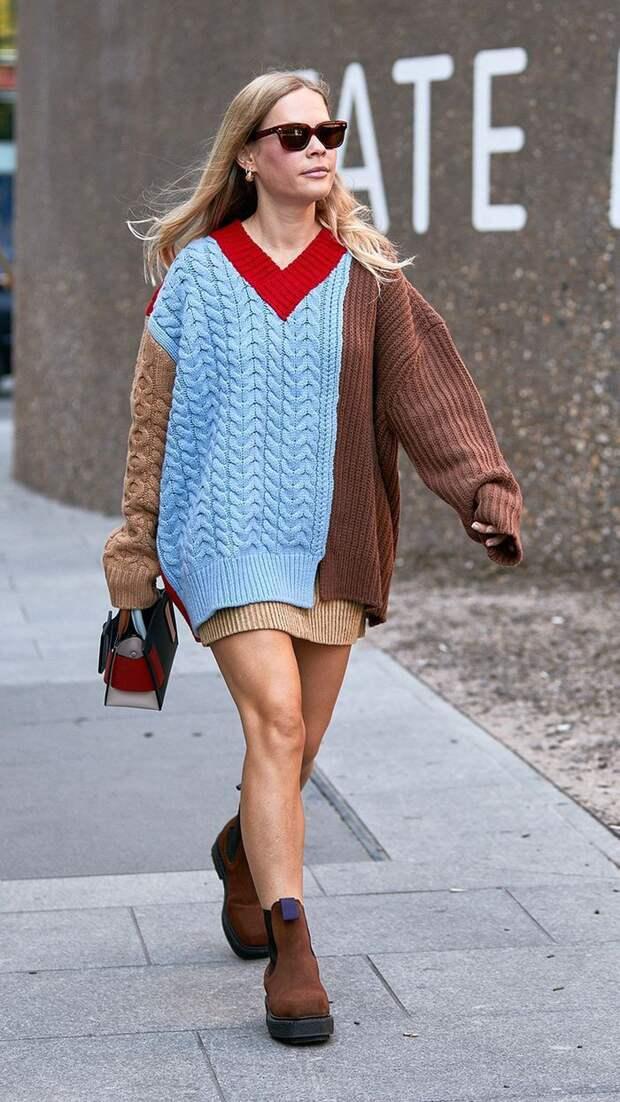 StreetStyle: необычные идеи переделки одежды