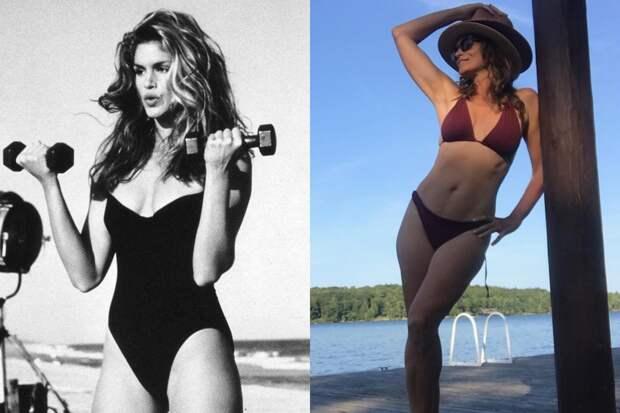 Фитоняши состажем: как выглядят сейчас женщины, которые ввели моду наспорт