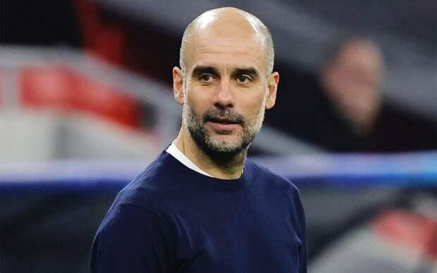 Гвардиола: «В матче с «ПСЖ» «Манчестер Сити» будет пропускать контратаки, по-другому невозможно»