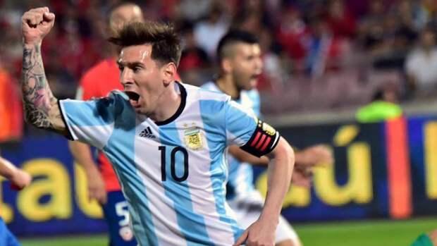 Голевой пас Месси помог Аргентине обыграть Уругвай в матче Копа Америки