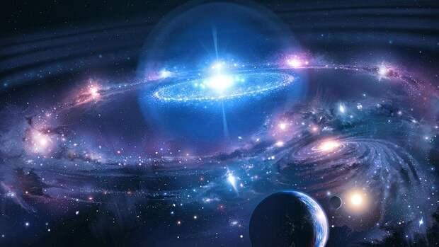 Аномальное явление во Вселенной объяснили частицами темной материи