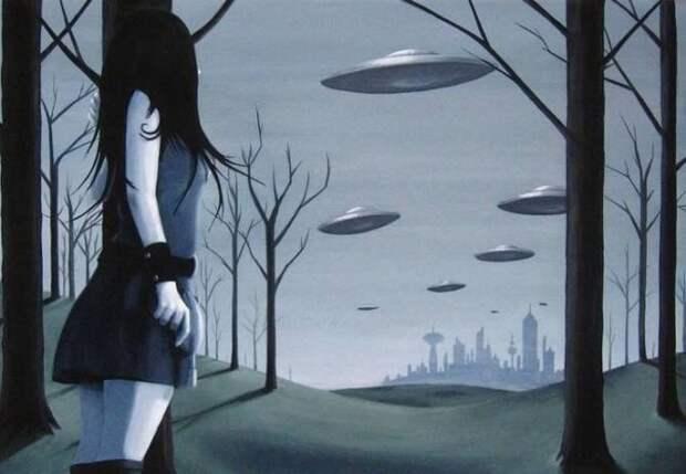 Верите в инопланетян? Значит вы, наверное, атеист или мусульманин