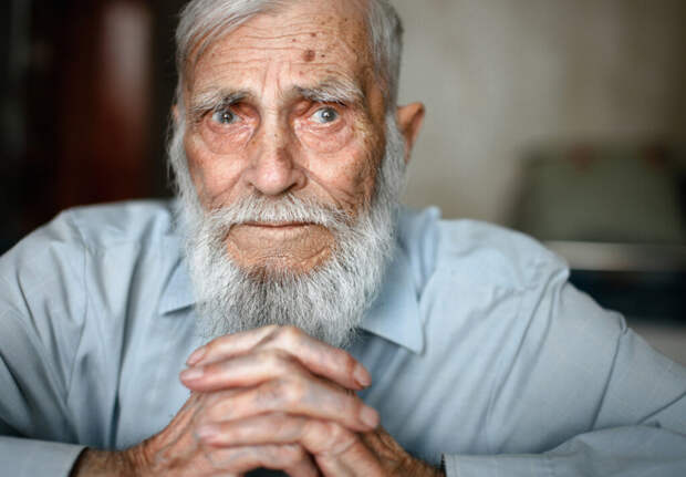 Радость жизни и оптимизм с возрастом никуда не уходят