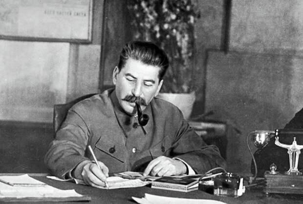 Первое интервью Сталина