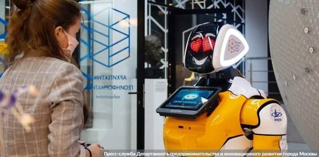 Сергунина: Обучение в детских технопарках Москвы прошли более 280 тыс школьников. Фото: Пресс-служба Департамента предпринимательства и инновационного развития города Москвы