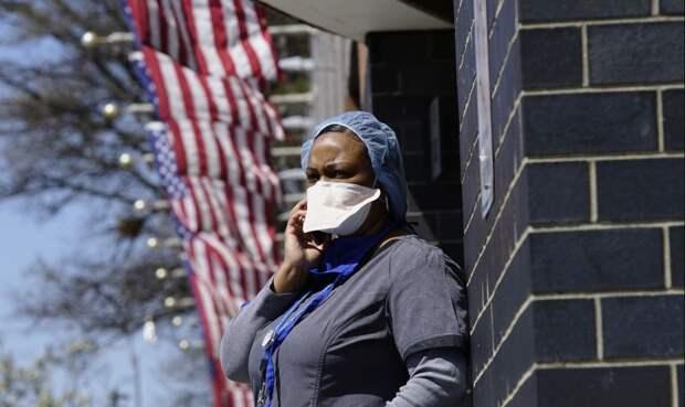 Коронавирус обнажает расовые и социальные проблемы США
