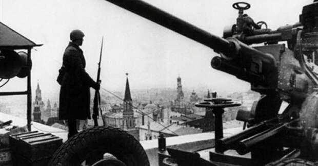 22 июля 1941 года: как силы МПВО отразили налет немецкой авиации
