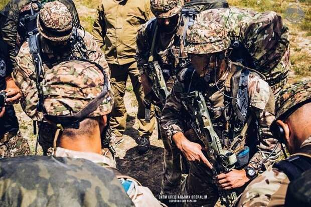 ВСУ делает ставку на артиллерию и беспилотники