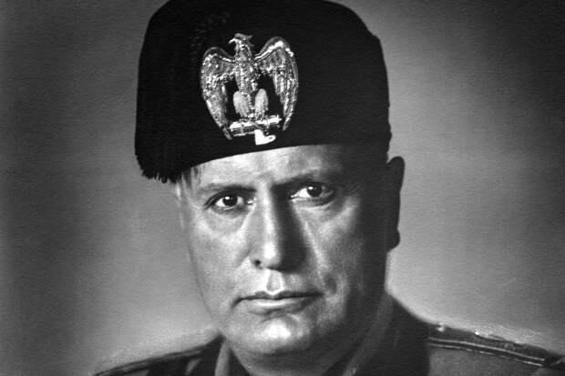 Муссолини хотел получить часть СССР в случае победы нацистов