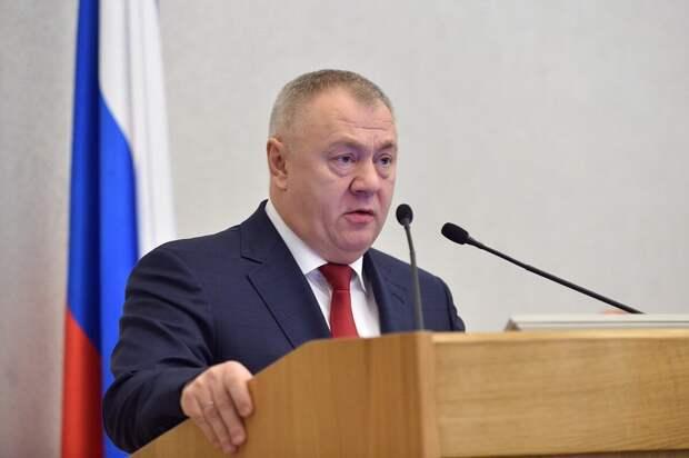 Экс-глава МВД Удмуртии возглавит региональный список Партии пенсионеров на выборах в Госдуму