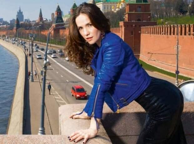 Актриса в России | Фото: 24smi.org