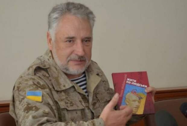 Гауляйтер Жебривский: возвращать Донбасс будем только большой войной с Россией
