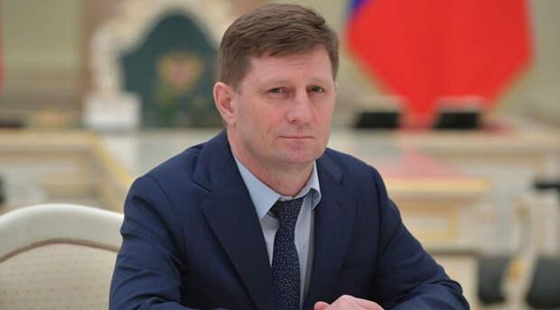 Заразившегося коронавирусом экс-губернатора Сергея Фургала вылечили в СИЗО «Матросская тишина»