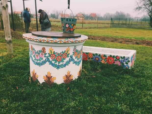 9 фоток из инстаграма расписной польской деревни Залипье