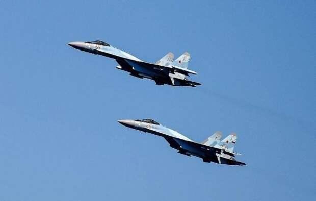 Минобороны России указало Эстонии, что российские Су-35 ненарушили ееграницы