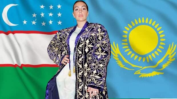 Скандал с Казахстаном и Узбекистаном в инстаграме девушки Роналду. Что случилось?