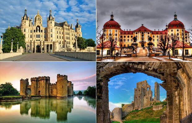 Самые красивые замки мира.
