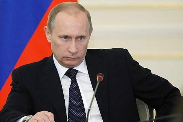 Путин продлил продуктовые контрсанкции до конца 2017 года