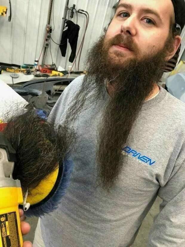 На волосок от смерти: люди, которые не слышали о технике безопасности инструменты, ремонт, смерть, техника безопасности, чудо