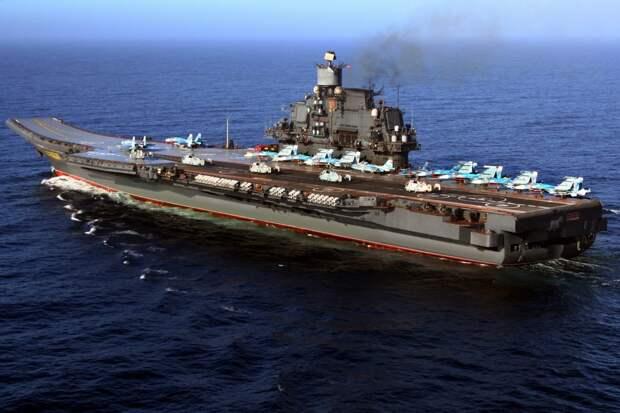 Почему России не нужны авианосцы