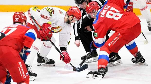 Олимпийская сборная России обыграла Белоруссию в матче Еврочелленджа