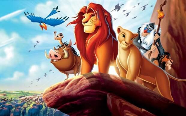 Кто из героев фильма «Король Лев» произносил ту или иную фразу?