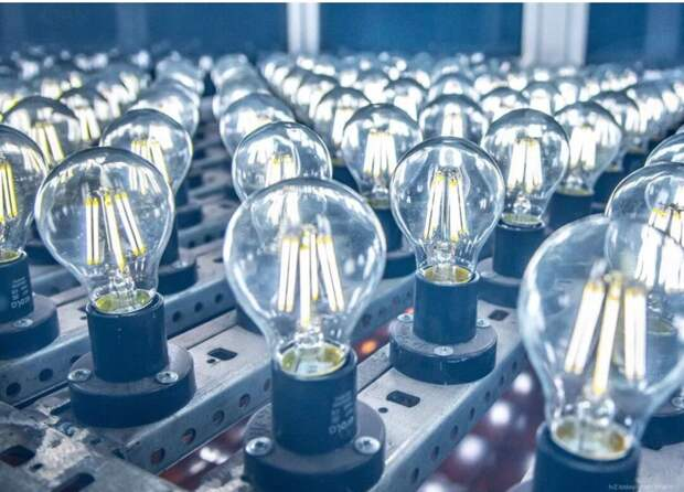 Россия вытесняет китайские светодиоды со своего рынка и осваивает полный цикл производства, включая выращивание кристалла