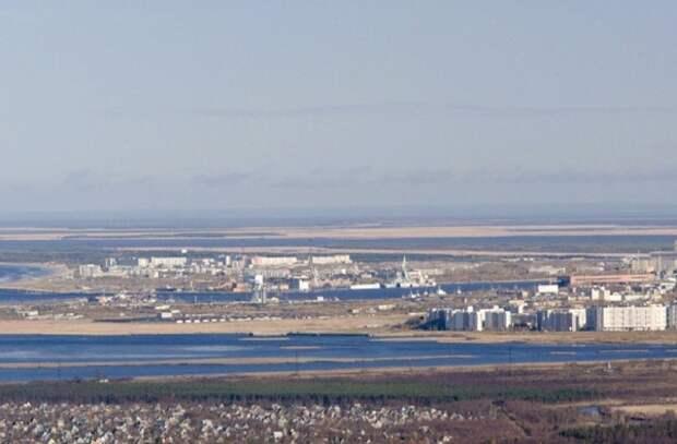 Власти Северодвинска объяснили данные о повышении радиации сбоем датчика