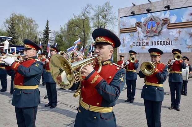 Губернатор Александр Моор поручил оргкомитету подготовить несколько концепций празднования 9 мая