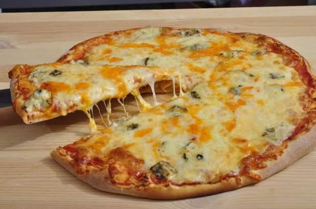 Пицца по-английски