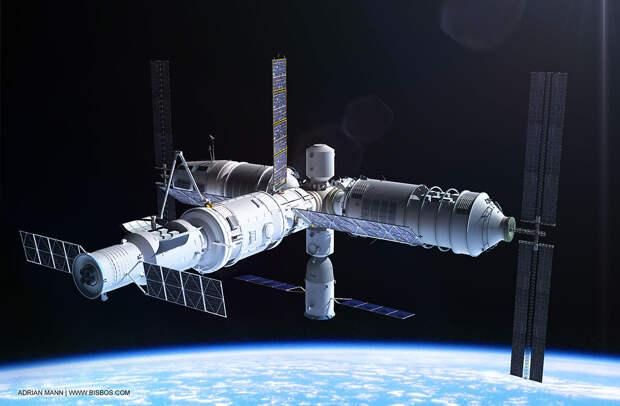 США рассказали о потере собственных преимуществ в космосе из-за России и Китая