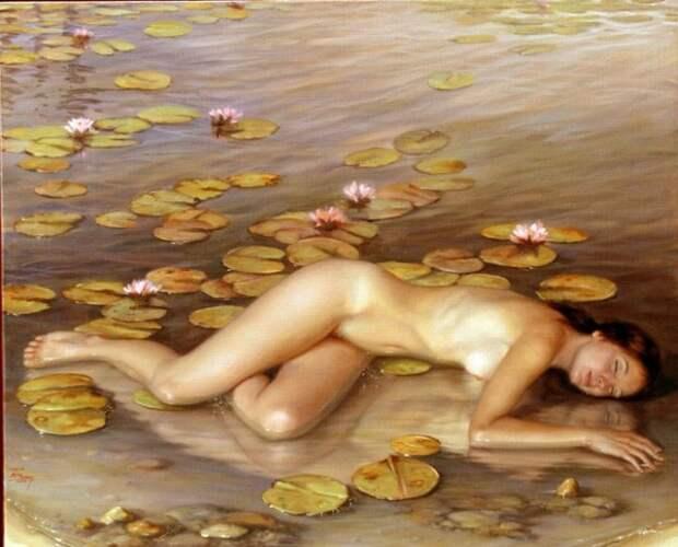Автор картины: испанский художник Алекс Алемани (Alex Alemany).