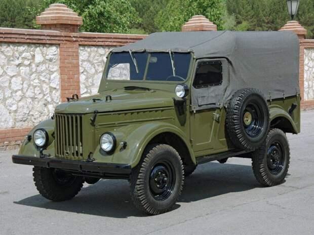 ГАЗ-69 автомобили, газ, фоторепортаж