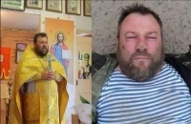 Освобожден протоиерей Владимир Марецкий