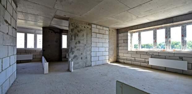 В Москве достроят четыре дома проблемного ЖК «Марушкино»