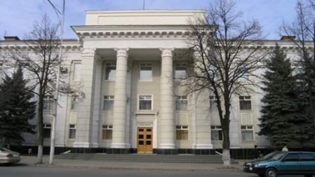 Здание мэрии «заминировали» вШахтах вслед заофисами «Единой России»