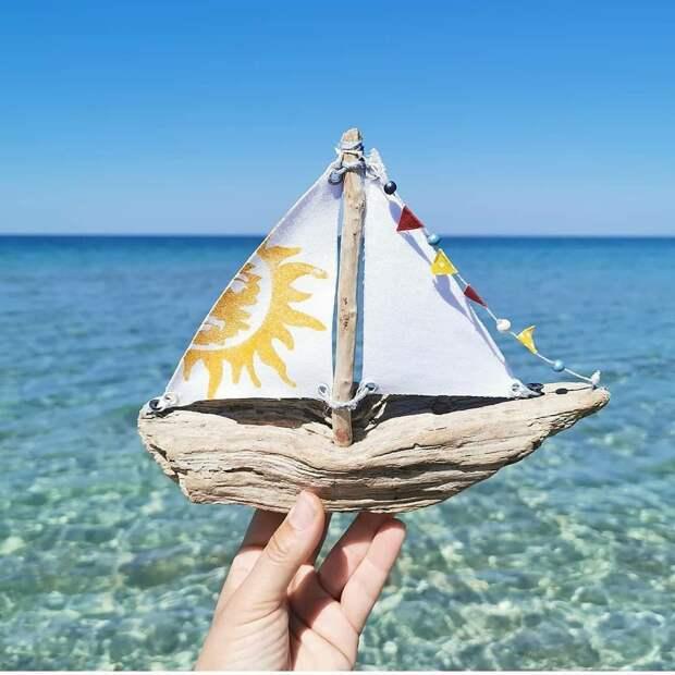 🌊 Море на ладони