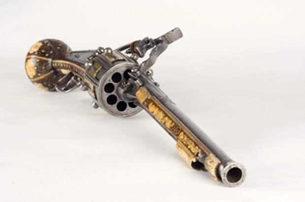 Фото №4 - 11 фактов об изобретателе револьвера Сэмюэле Кольте