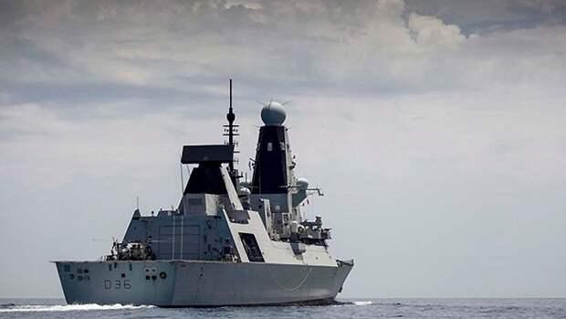 МИД и Минобороны России дали оценку действиям британского эсминца в Черном море