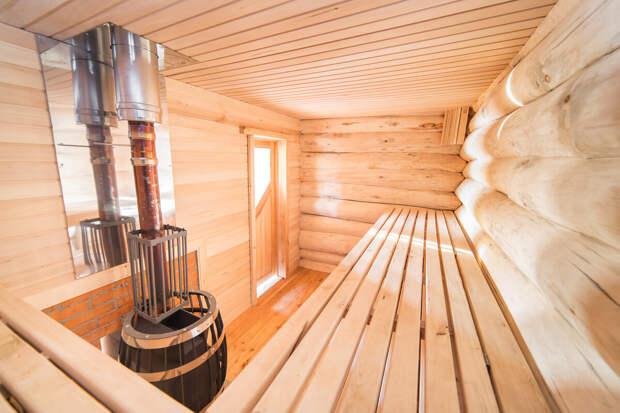 Как сохранить деревянную баню на долгие годы. Советы эксперта