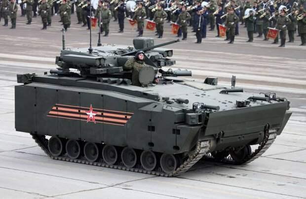 «Проблемы характерны для России»: в США объяснили временный отказ от «Курганца-25»