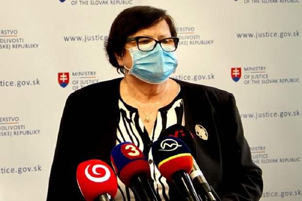 Главу Минюста Чехии потребовали уволить за спор о РФ и взрывах
