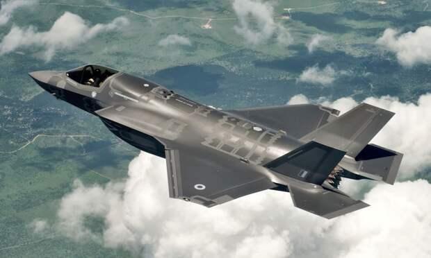 В США «научили» истребитель F-35B быстро взлетать и вертикально садится