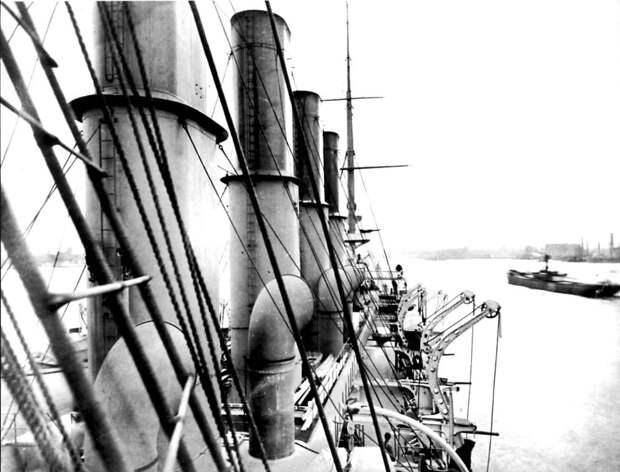 корма корабля