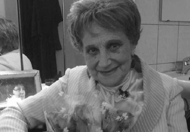 Умерла старейшая актриса Петербурга Галина Короткевич