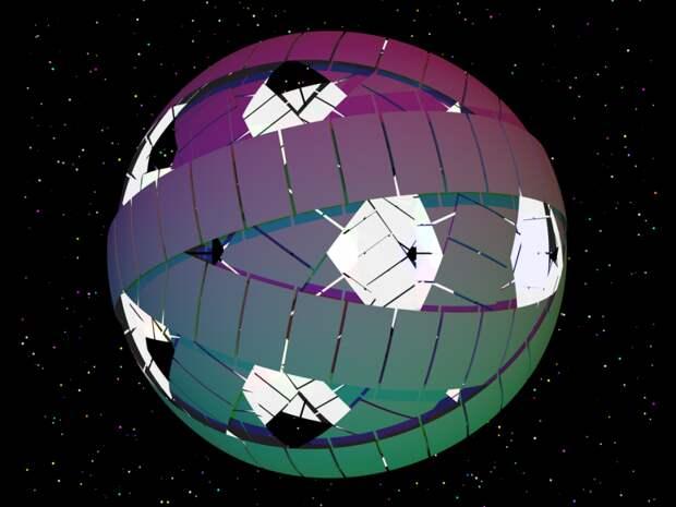 Эксперт раскрыл страшную причину появления у Солнца гигантского кубического НЛО