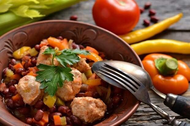 Нашла рецепт обалденного овощного рагу